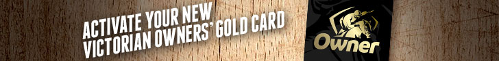 Activate Owners Gold Card