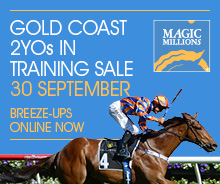 Magic Millions - Two-Year Old